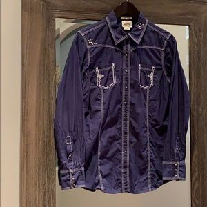 Ariat Western Blouse